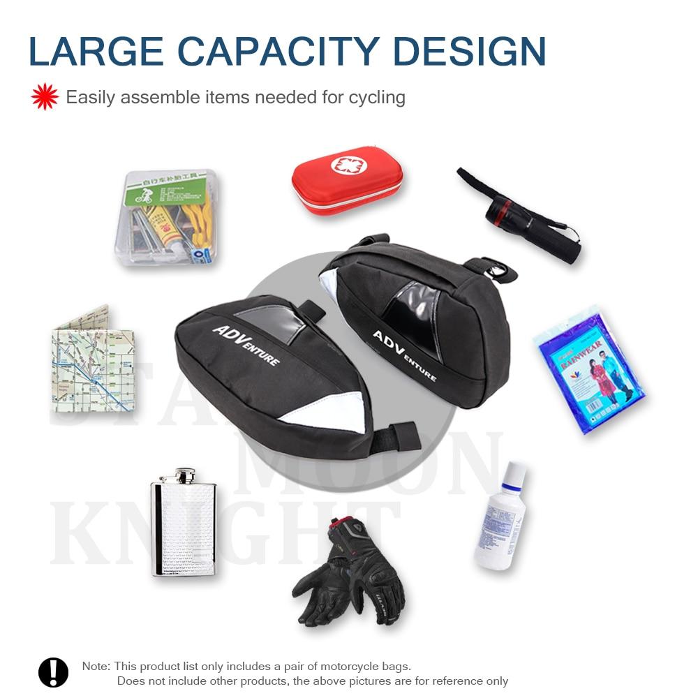 For 790 Adventure 790 Adventure R Motorcycle Accessories Waterproof Bag Travel Bag Storage bag Tool Placement Travel bag enlarge