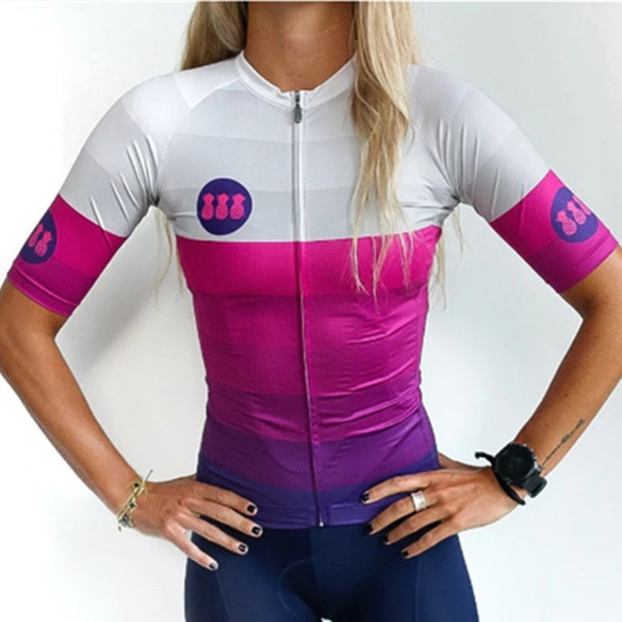 Wielertrui 2020 Tres Pinas Vrouwen Zomer Korte Mouw Fietsen Kleding Mtb Jersey Maillot Ciclismo Fietstrui Fiets Kleding