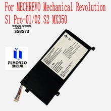 Brand new original 50.16Wh/4400mAh SSBS73 Battery For MECHREVO Mechanical Revolution S1 Pro-01/02 S2