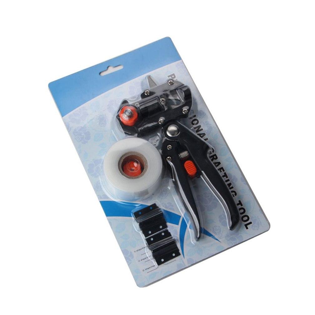 Graft knife Pruning Shears Seedling Grafting Machine  Grafting Tool Card cut U-shape and heal quickly 1 set