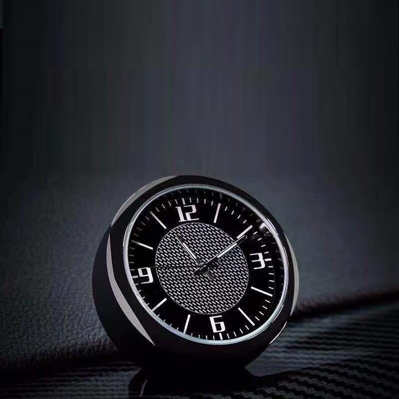 Автомобильные часы аксессуары Автомобильные часы выходное вентиляционное отверстие клип мини декоративные огни приборной панели автомоб...