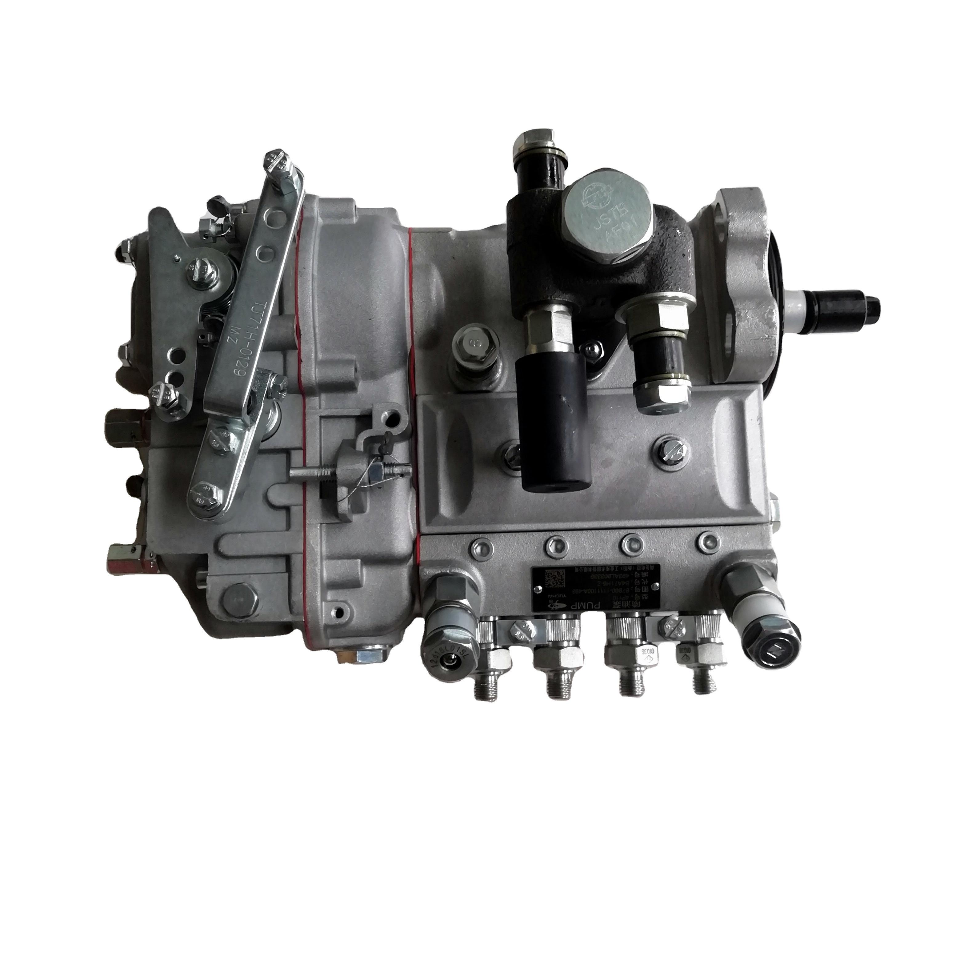 2020 منتج جديد YC آلة مضخة حقن الوقود 4P110 B7B00-1111100A-493 للبيع