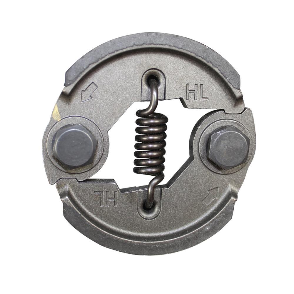 Embreagem do motor de scooter de gás de alta qualidade 31cc/37cc 4 tempos hualong marca embreagem (scooter peças & acessórios)