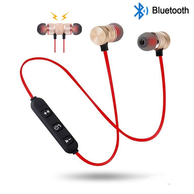 Auriculares inalámbricos con Bluetooth 5,0, audífonos con banda para el cuello, estéreo,...