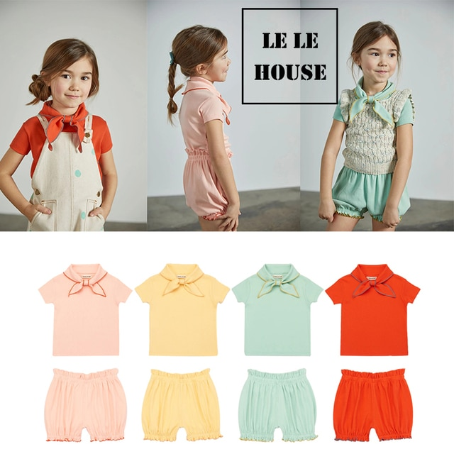 Misha and Puff 2020 Spring Summer New Arrivals Kids Girls Knit Skirts Lovely Hand Made Kids Girls Summer Skirt Baby Brand Clothe