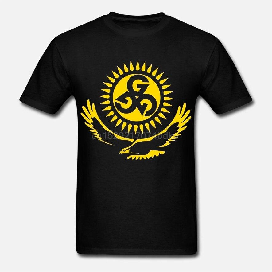 Nuevo equipo GGG Golovkin boxeo Gennady Golovkin negro 2 lados camiseta S-2XL