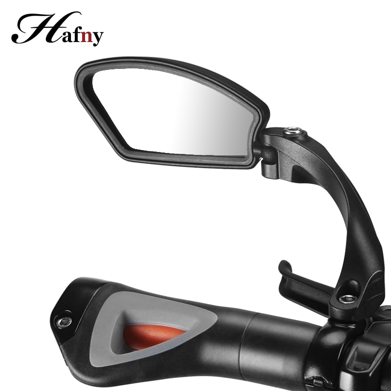Hafny Bicycle Rearview Mirrors MTB Road Bike Handlebar Mirror Cycling Rear View Mirror Bike Side Mirrors Bicycle Accessorie