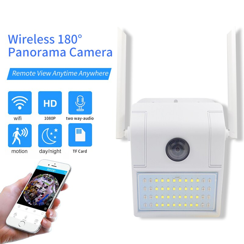 Cámara IP de vigilancia para exteriores, videocámara inalámbrica de 2MP, 1080P, PTZ,...