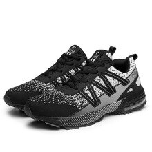 New 2021 Men Running Shoes Breathable Outdoor Sneakers Lightweight Sports Shoes Women Comfortable Sp