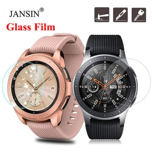 For Samsung Galaxy Watch 46mm 42mm Tempered Glass for Samsung Gear S3 Classic Frontier Screen Protector Protective Glass Films