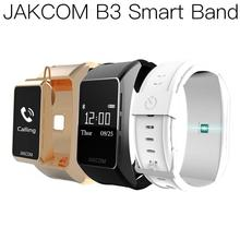 JAKCOM B3 Montre Intelligente Pour hommes femmes reloj smartwatch mujer parler bande xaomi 4 stratos 2 nfc bracelet montre intelligente