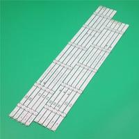 LED Bands For LG 60UJ6309 60UJ630A 60UJ630T 60UJ630V LED Bars Backlight Strips 60UJ63_UHD Line Rulers Array Innotek 17Y 60inch