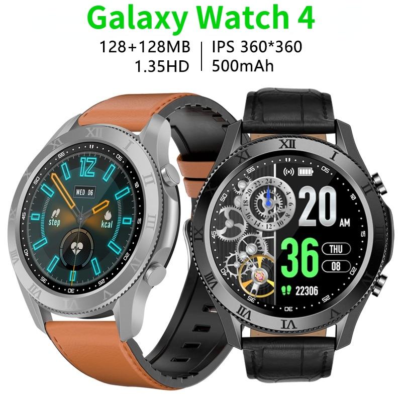 Smart Watch Men 2021 Huawei Fitness Bracelet Sports Android Women's Men's Wristwatch Man Watches Samsung Galaxy Smart watch4