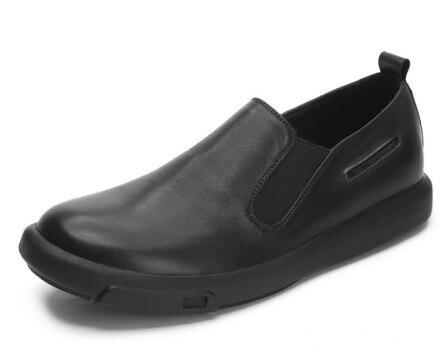 جلد الرجال عادية الكورية مريحة البريطانية خمر رئيس مستديرة عالية أعلى أحذية رجالي