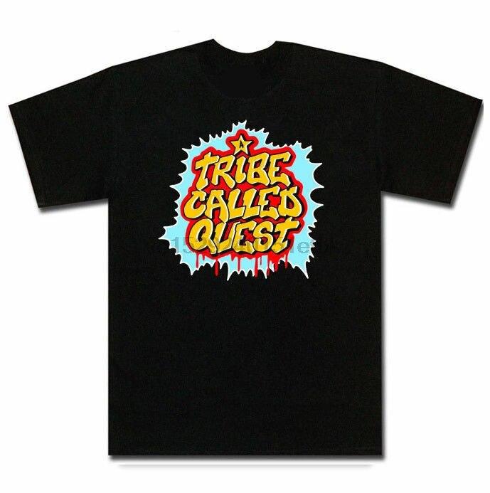 A Tribe Called Quest Vintage Retro Hip Hop Music T Shirt Design tshirt printing