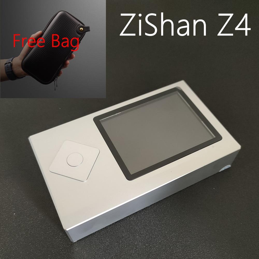 Zishan Z4 Car Digital Turntable APTX-HD LDAC HIFI DSD Player USB DAC Decoding Bluetooth Dual ES9038