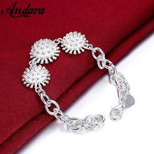 925 Sterling Silber Armband Feuerwerk Armband Damen Schmuck Geschenk