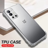 shockproof case for oneplus nord ce 5g n10 n100 case for oneplus 9 pro 9r 8 7 t 8 pro coque airbag silicone tpu cover 19 9 pro