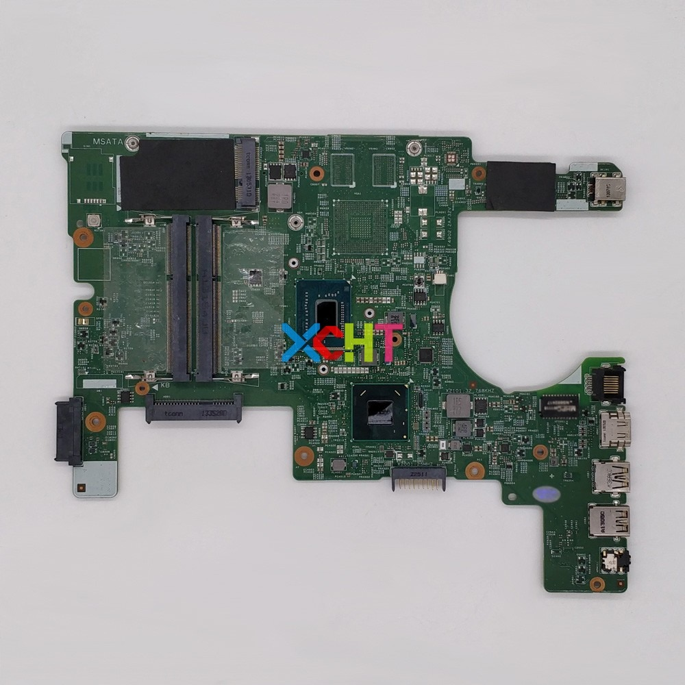 for Dell XPS 15z 5523 XGFGH 0XGFGH CN-0XGFGH w i3-3227U CPU DDR3 DMB50 11307-1 Laptop Motherboard Mainboard Tested
