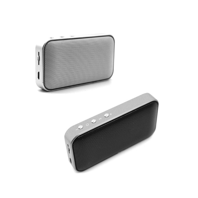 Mini Style Wireless Music Player Hifi Small Speaker with 450mAh Battery Capacity