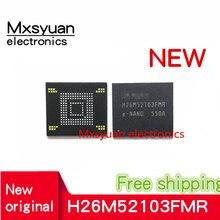 1 Uds ~ 10 uds/lote H26M52103FMR H26M52103 eMMC 16GB memoria flash IC NAND chip BGA153 se 100% probada buena