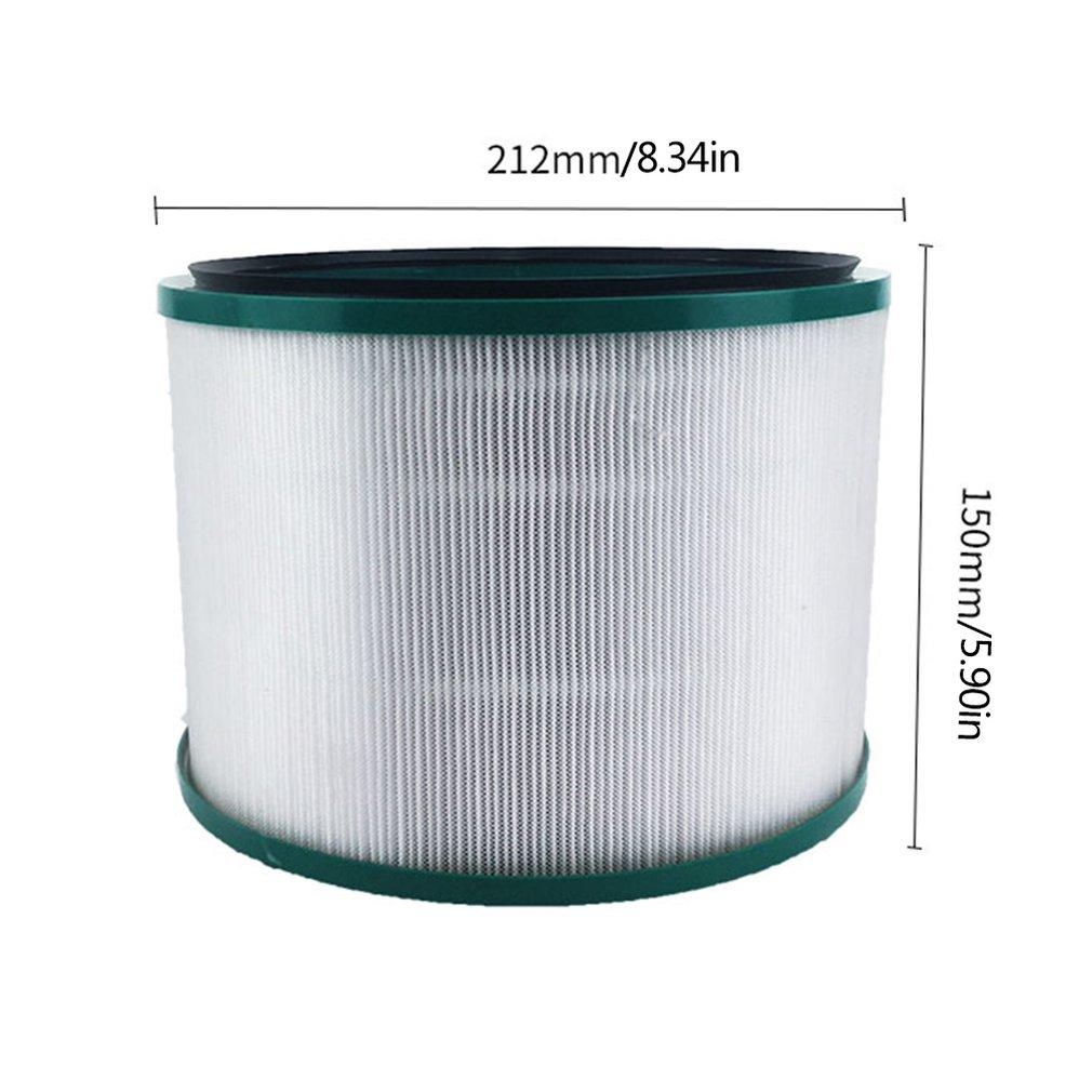 Para filtro de purificación Dyson Hp01 Hp02 adaptador de filtro accesorios de aspiradora Fc8208fc8260fc8262fc8264 filtro