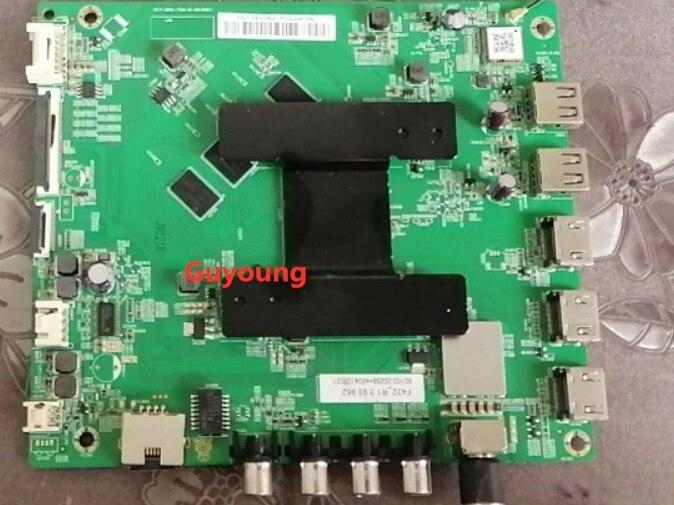 Placa-mãe para xiaomi L75M5-4S sreen DKTV-B001-T962-AC-20180816 mainboard