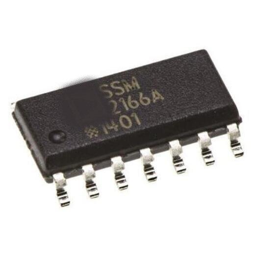 Ssm2166 ssm2166s sop-14 circuito integrado ic chip ssm2166sz
