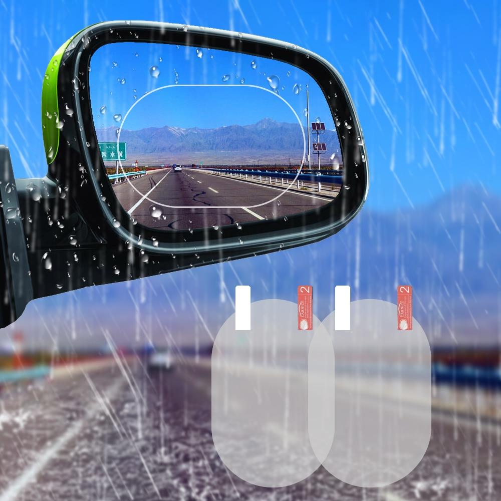 Car Mirror Window Clear Film Anti Fog Waterproof for Suzuki Vitara Swift Ignis SX4 Baleno Ertiga Alto Grand Vitara Jimny S-cross