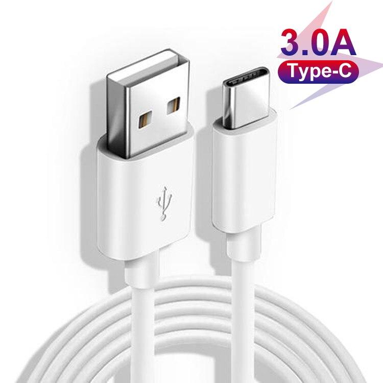 Cable USB C de carga rápida para Xiaomi, Cable de datos para...