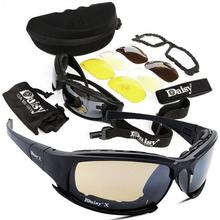 Daisy Glasses Tactical Military Army Goggles Polarized Sunglasses Men Hunting Shooting Airsoft Eyewe