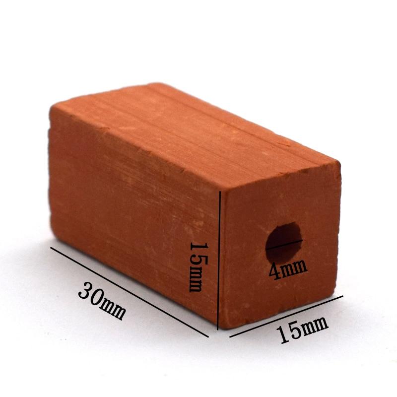 Model simulation brick DIY handmade materials military scene layout design architecture model Micro material view