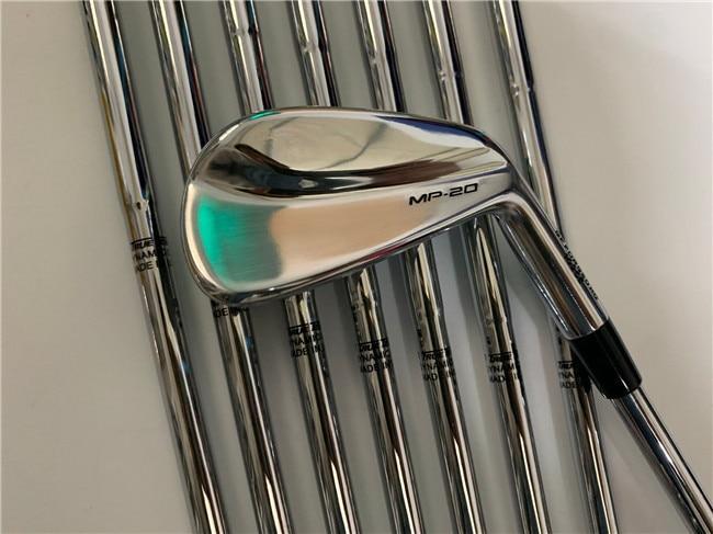 HEIßE Verkäufe Golf Clubs MP20 Irons MP-20 Golf Irons 3-9P R/S Flex Welle Mit Headcover schnelle Versand