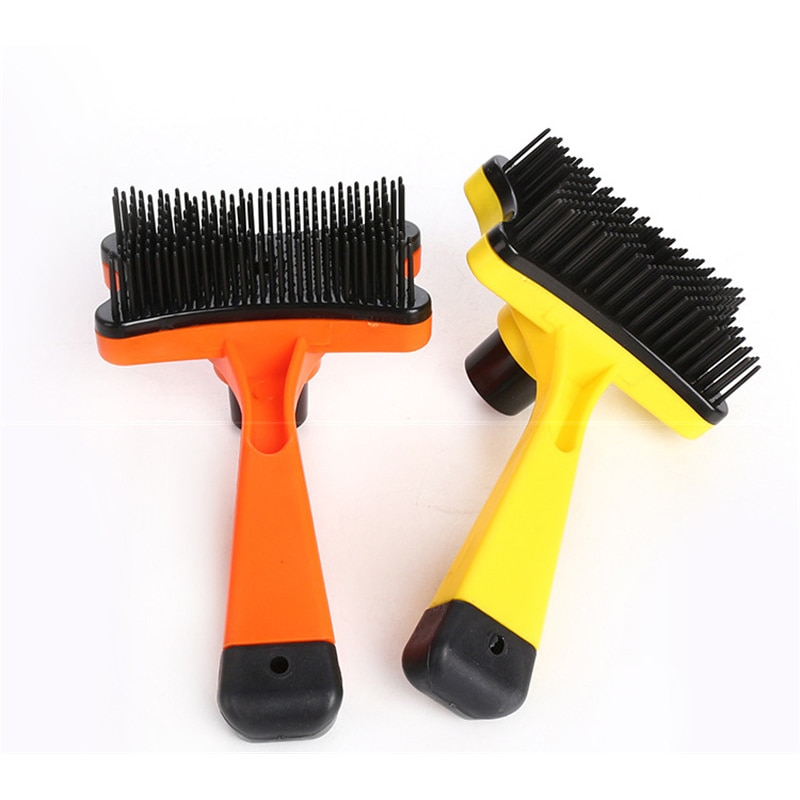 Dog Cat Comb Brush Needle Pet Hair Brush for Puppy Small Dog Hair Remover Pets Beauty Grooming Tool