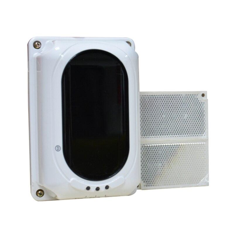 Detector de humo de haz de luz de Proyecto de alarma de incendio convencional