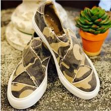 2021 Flat Canvas Sneakers Leopard  Breathable  Sweat-Absorbant  Hard-Wearing  Anti-Odor Casual Shoes