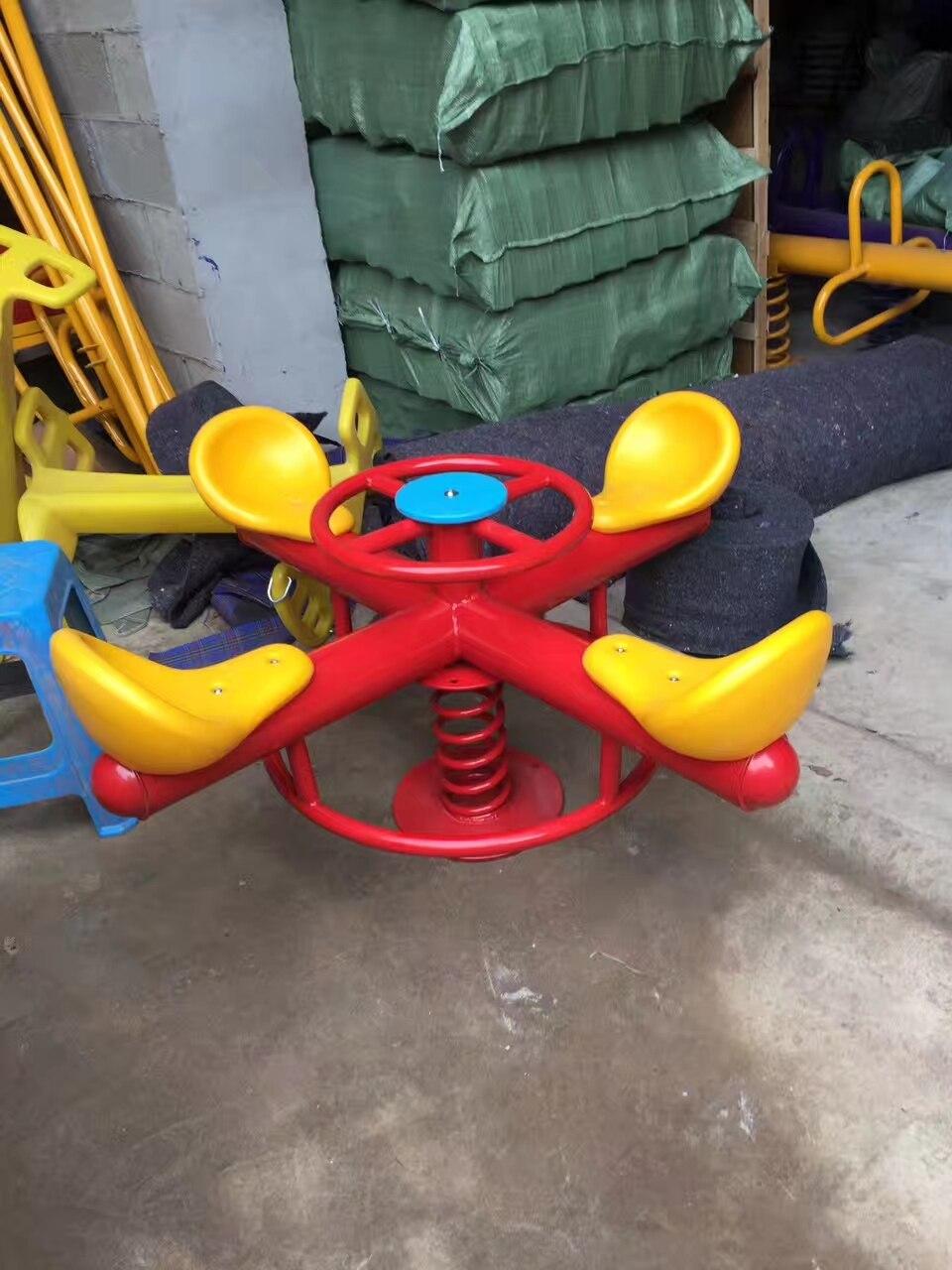 outdoor balance seesaw children seesaw garden toy seesaw chair kids seesaw playground seat  baby seesaw children's horse Q54
