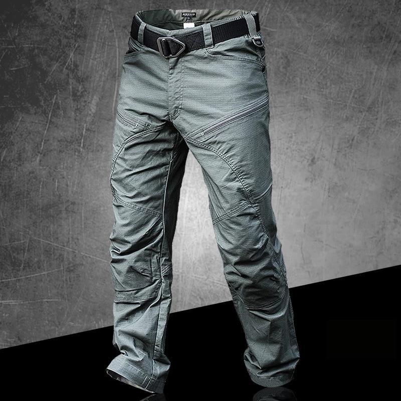 New Tactical Pants Black Mens Cargo Pants Trekking Male Jogger Casual Trousers Man Hiking Military Sweatpants Streetwear