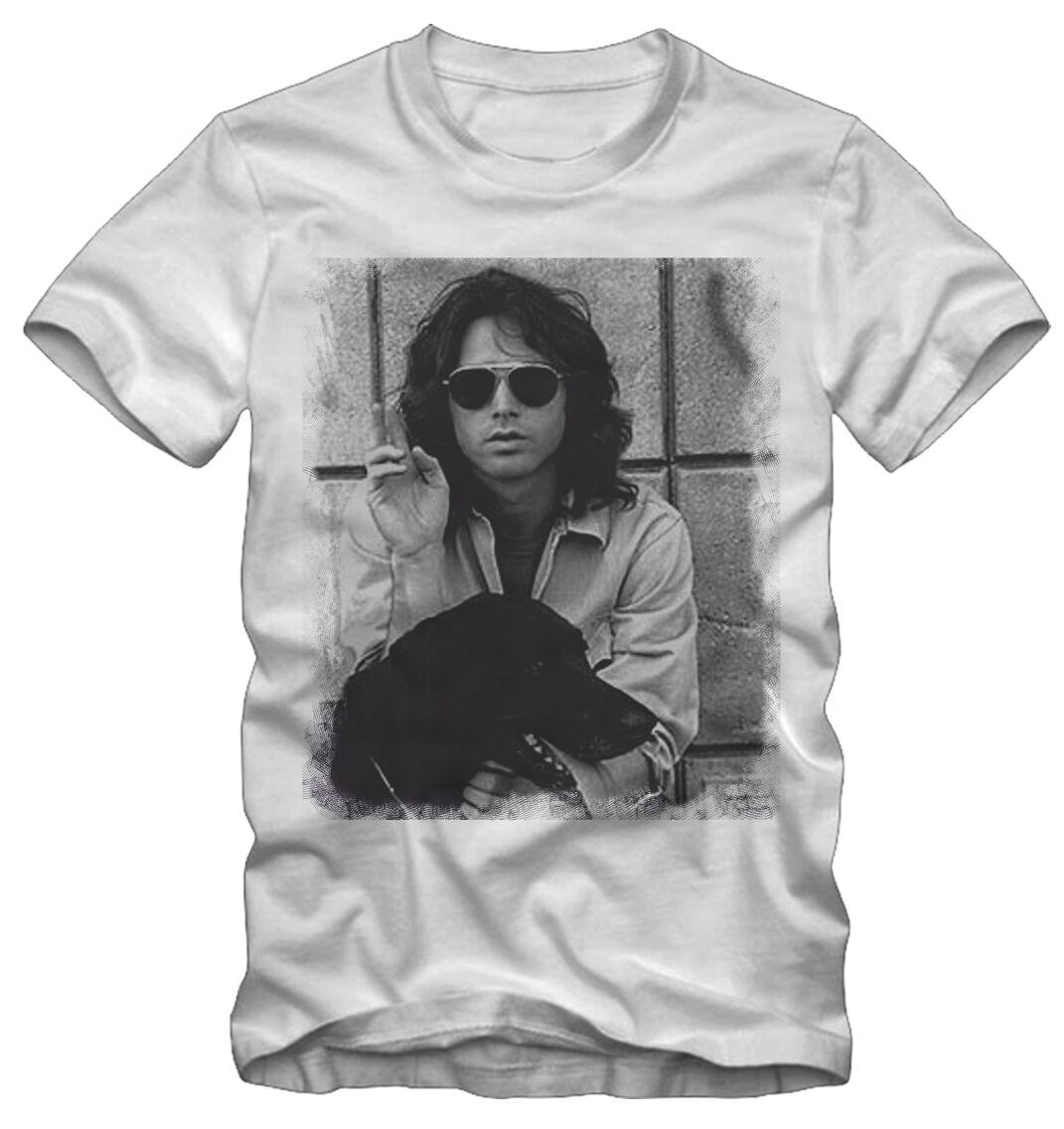 T Shirt Maglietta Jim Morrison Doors By Kraz