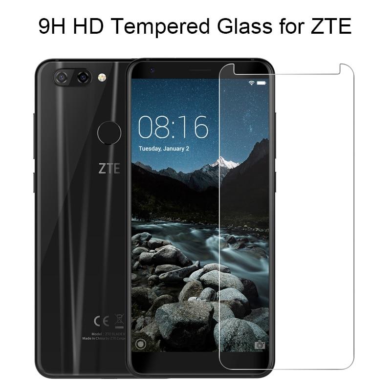 9 h hd protetor de vidro temperado para zte red magic 5g lâmina 10 a3 2020