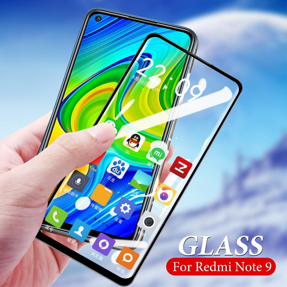 9H Protective Glass For Redmi Note 9 Pro Glass Screen Protector For Xiaomi Redmi Note 9s 9 Pro Max Screen Protection