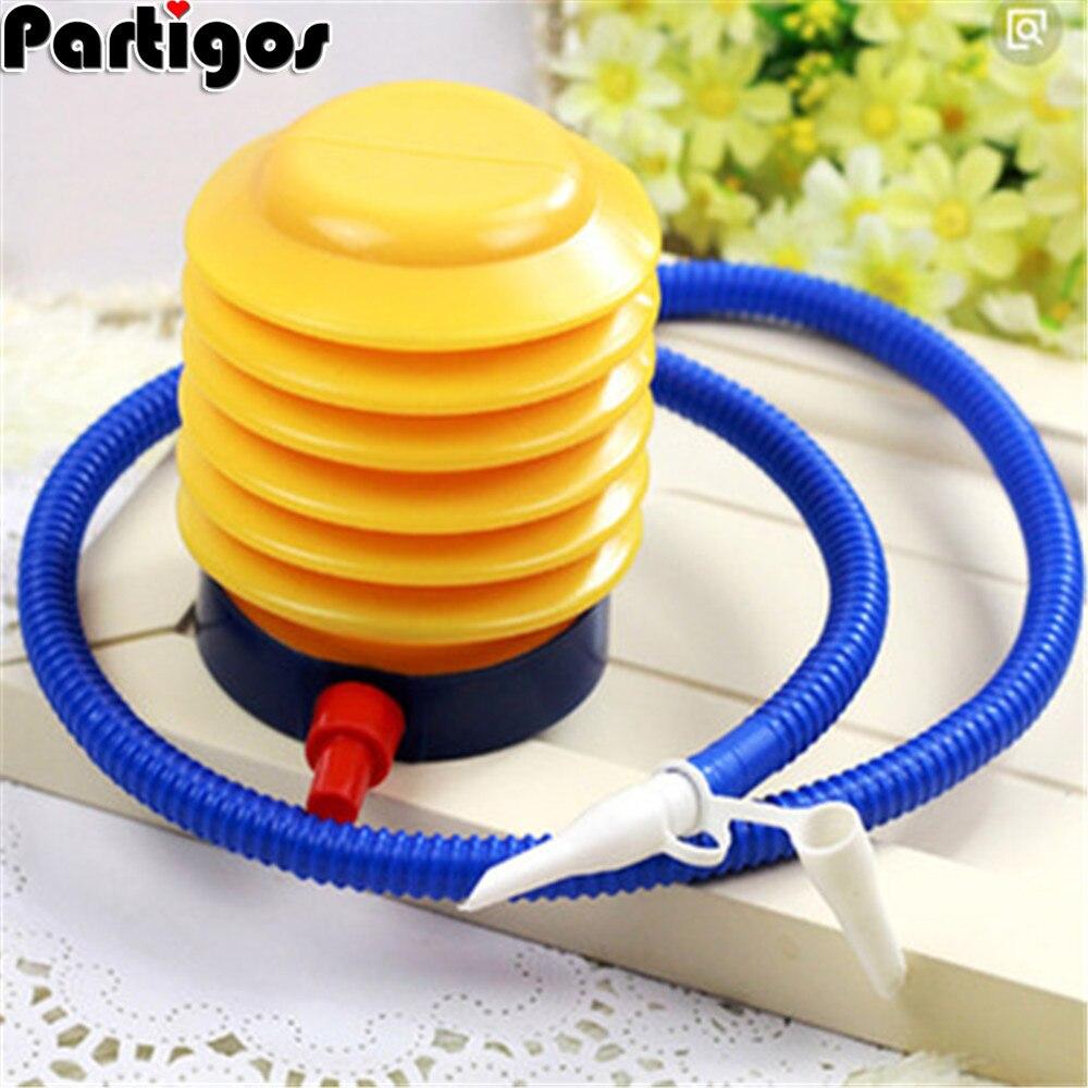 1 шт. 12x13 см воздушный насос для надувных игрушек и воздушных шаров ножной воздушный насос компрессор газовый насос для украшения вечеринки