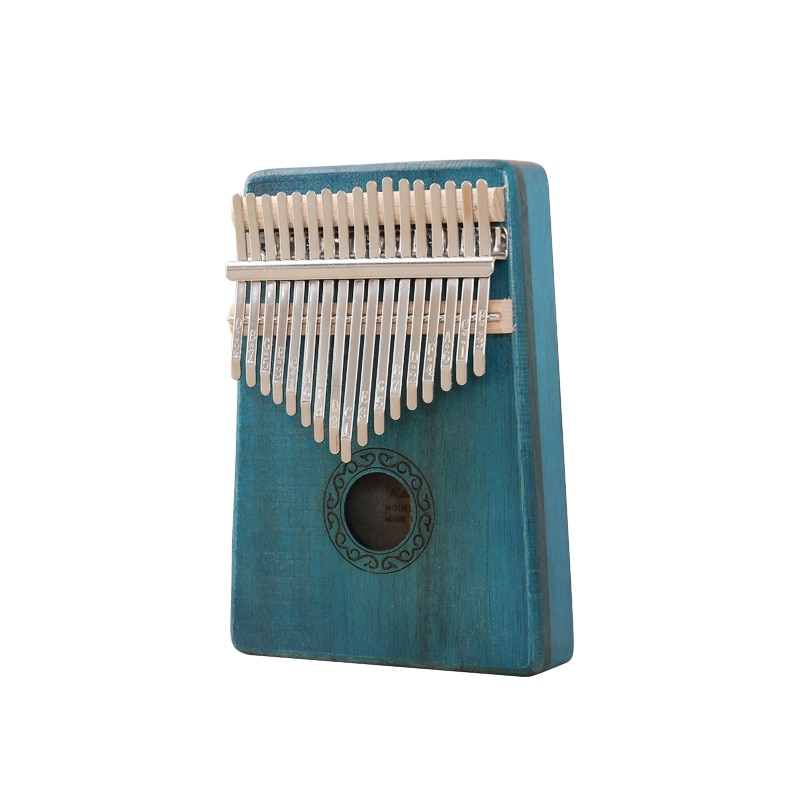 17-Key Thumb Piano Kalimba Finger Piano For Beginners Portable Musical Instrument Birthday And Christmas Gift For Children enlarge