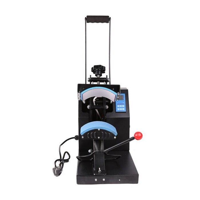 Heat Press Digital Baseball Cap Sublimation Transfer Machine Baseball Printing Baked Cap Machine enlarge