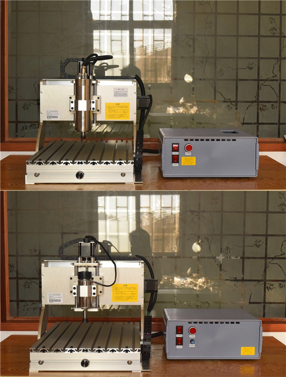 CNC 3040 400W/800W Spindle 3 Axis CNC Router Engraving PCB Milling Cutting DRILLING Machine 220V enlarge