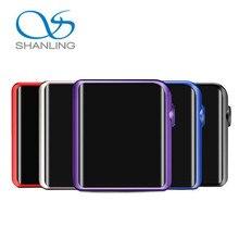 Shanling M0 Portatile Bluetooth MP3 del Giocatore di Musica di Sport Hi-Res ES9218P DAC Mini HIFI Audio DSD DAP AptX LDAC flac Lossless Lettore