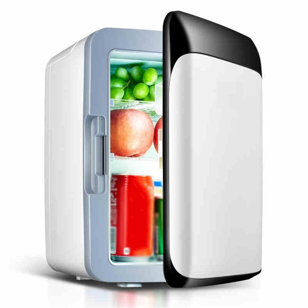 10l carro mini refrigeradores de aquecimento refrigeração portátil geladeira congelador refrigerador viagem mais quente para escritório em casa acessórios piquenique