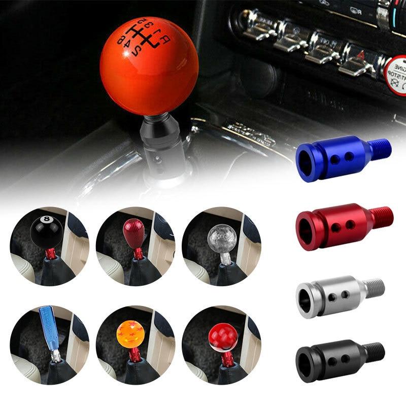 12.5*12cm Universal Car Gear Shifter Thread Converter Gear Lever Adapter For Car Interior Parts Gear