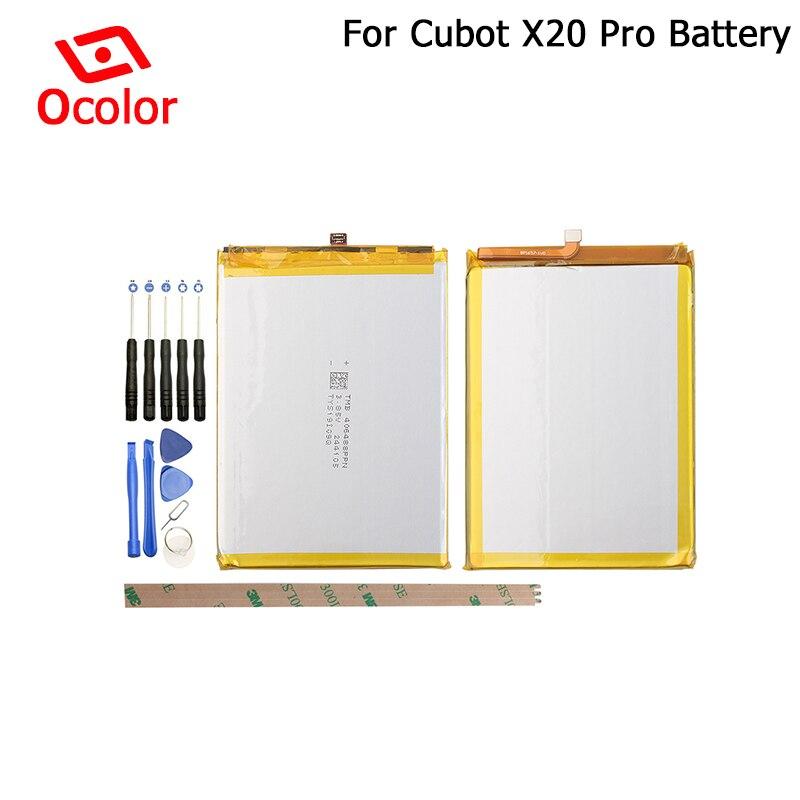 Para cubot j7 bateria 2800 mah de alta capacidade tempo de espera longo para cubot j7 acessório do telefone celular em estoque