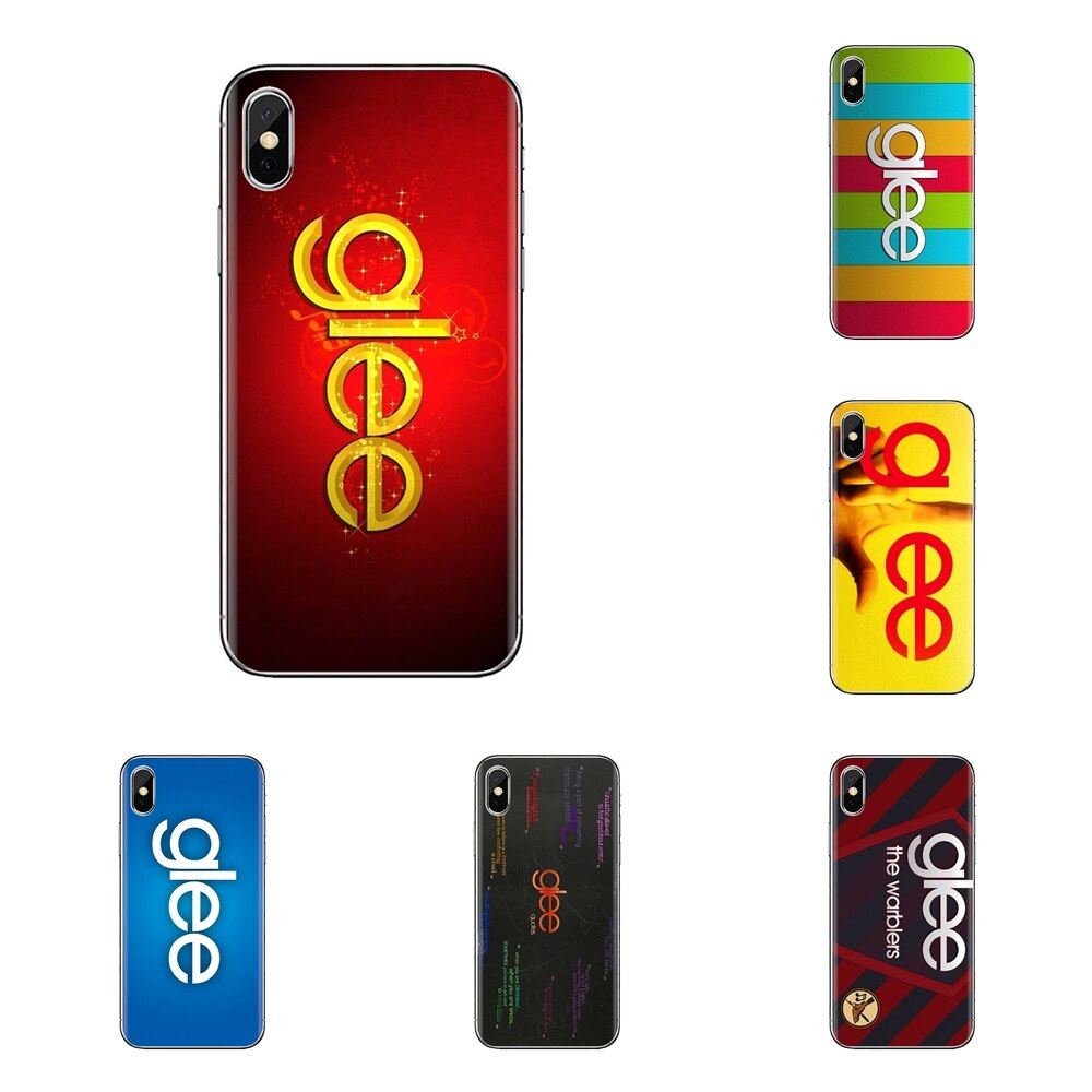 Para Huawei G7 G8 P7 P8 P9 P10 P20 P30 Lite Mini Pro P Smart Plus de 2017 de 2018 a 2019 jóvenes funda de piel de TPU de comedia musical Glee Brittany